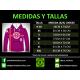 MEDIDAS Y TALLAS