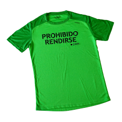 CAMISETA TRAINING VERDE